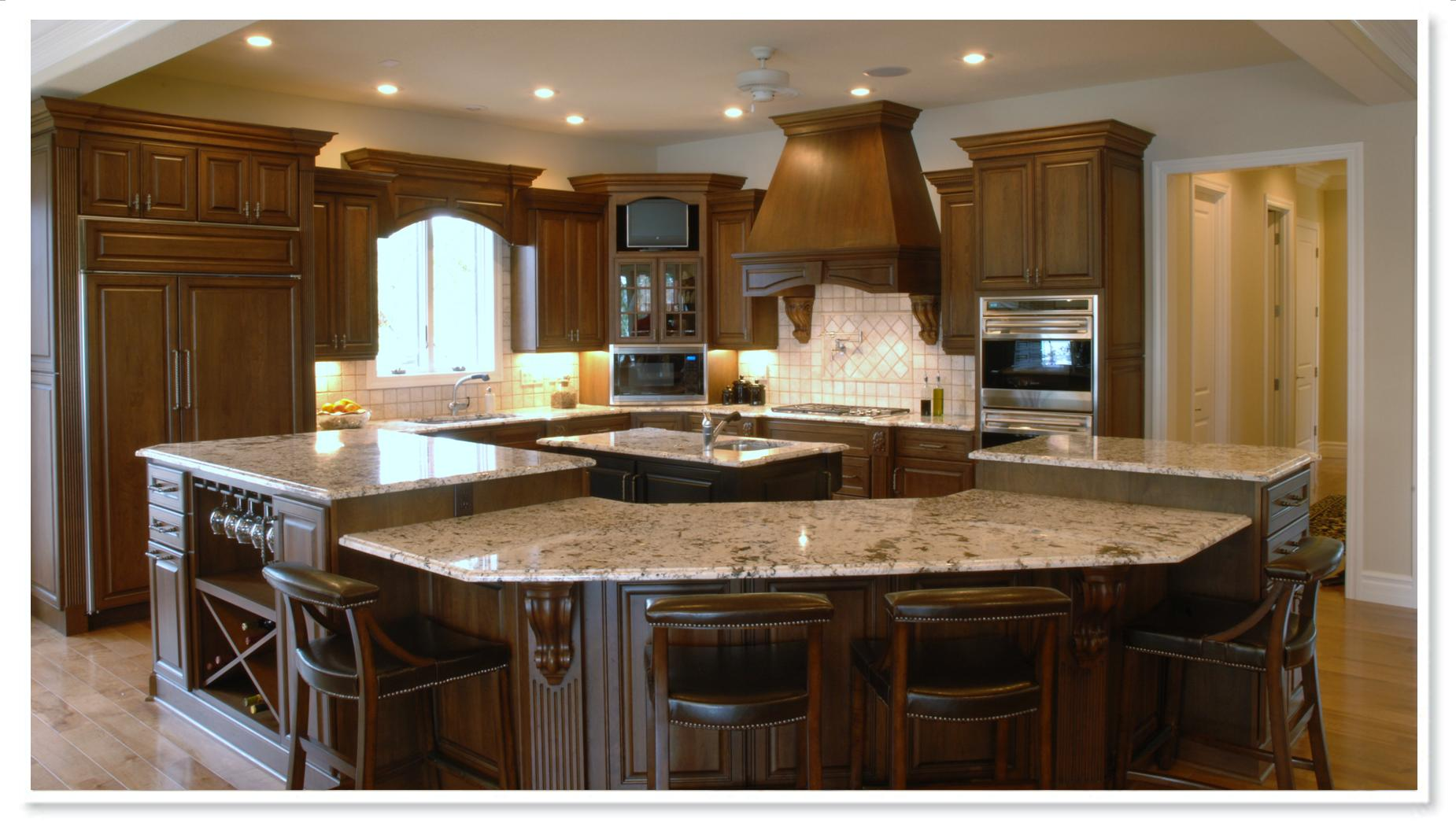 Cherry Kitchen Designs Cherry Kitchen Cabinetry Traditional Cabinets