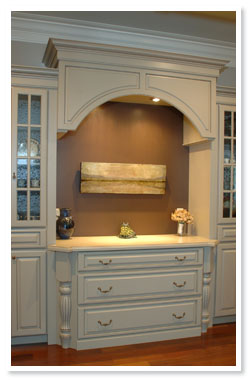 ... Butler Pantry Cabinets With Pantry Cabinets Cabinetry For Pantries U  Beck/Allen Cabinetry With Pantry