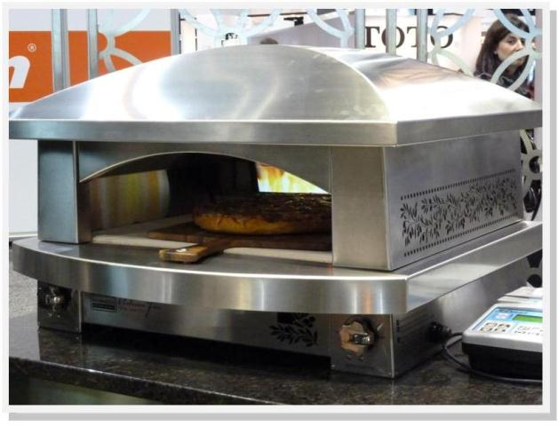 from kalamazoo the artisan fire pizza oven - Countertop Pizza Oven