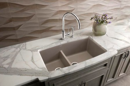 Kitchen Sink | Blanco Silgranite