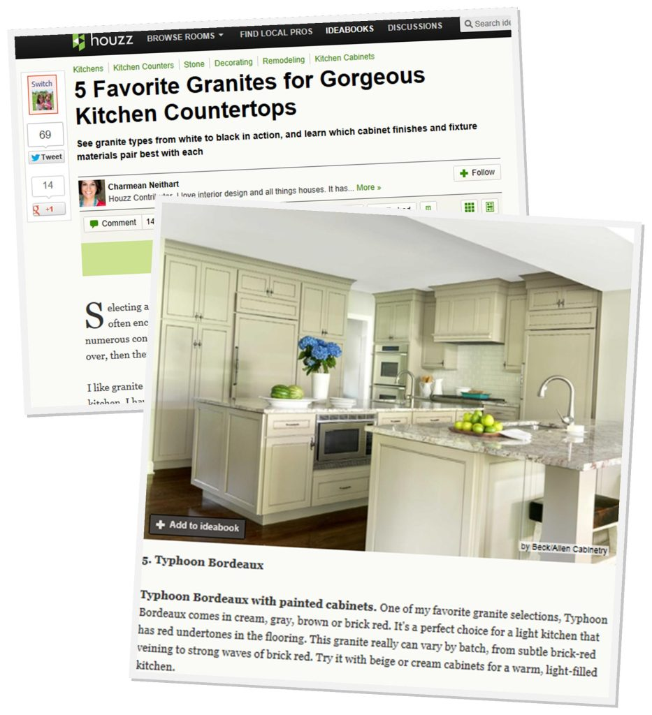 Granite Countertops | Beck/Allen on Houzz.com