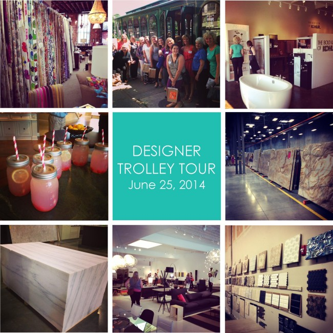 St. Louis Designers Trolley Tour
