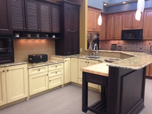 BeckAllen Cabinetry Display for Sale