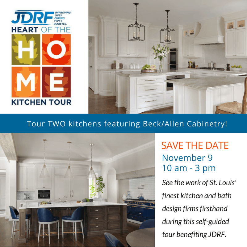 JDRF Heart of the Home Kitchen Tour 2017