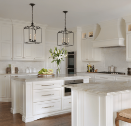 Classic White Kitchen Design