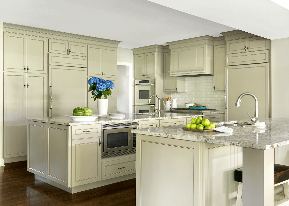 Traditional Kitchen - Beck/Allen Cabinetry