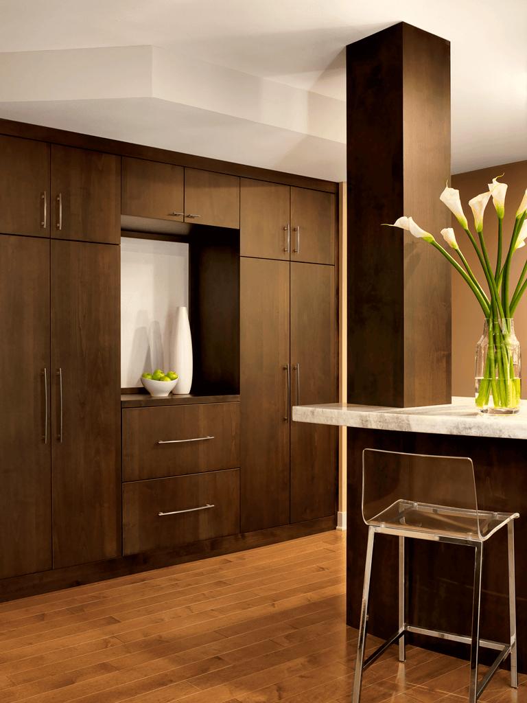 Contemporary Kitchen Storage Solutions