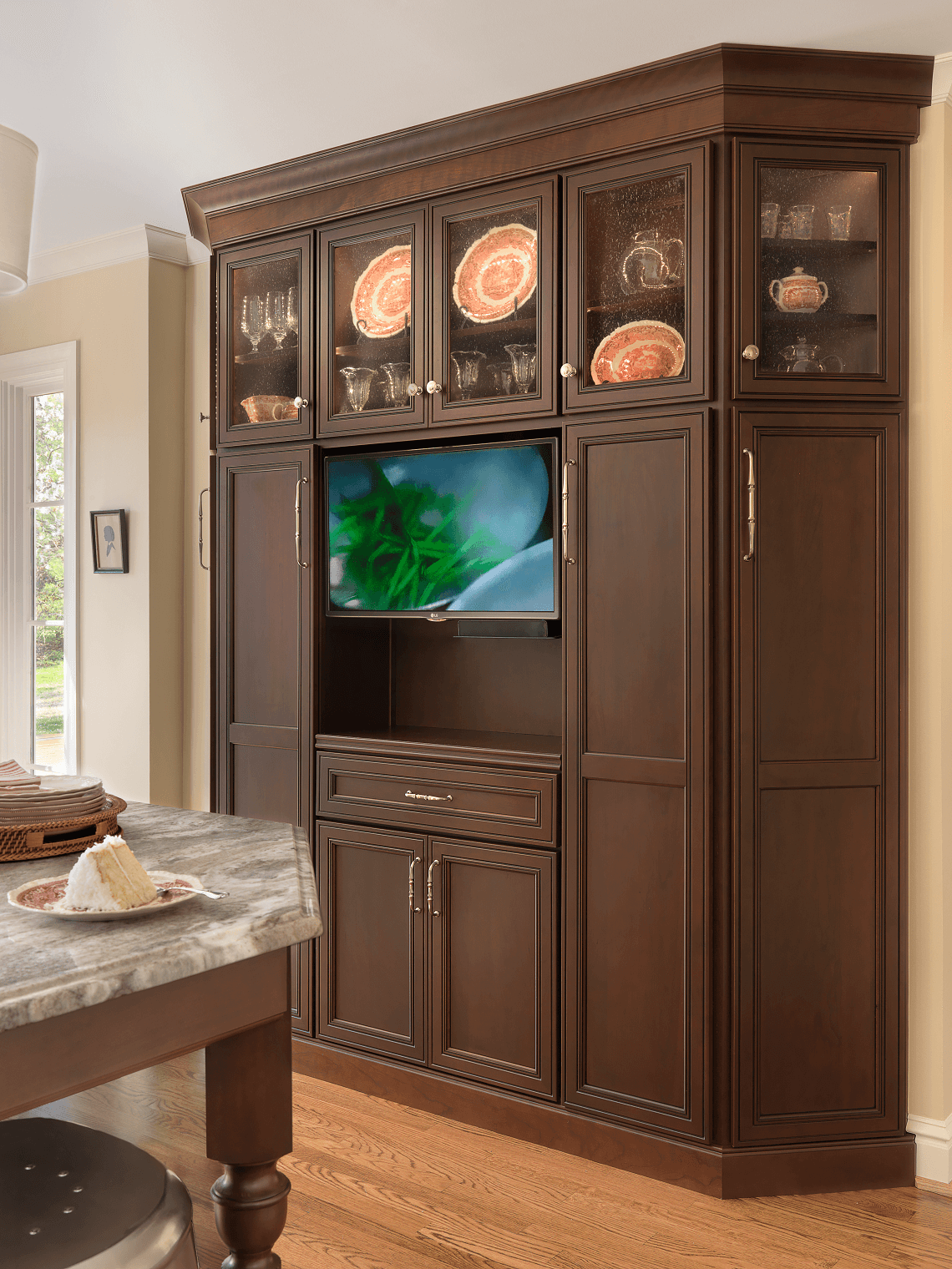 Custom TV Cabinet