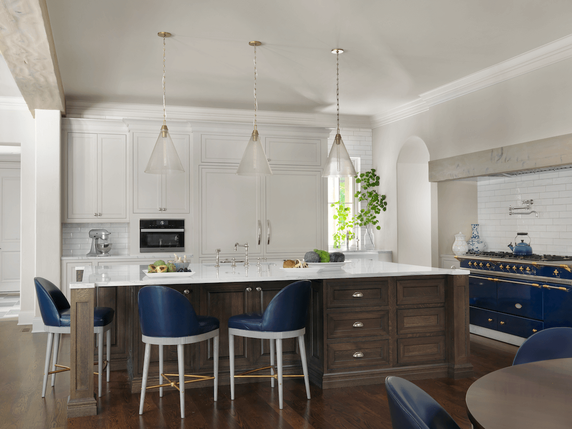 Timeless New Construction Kitchen