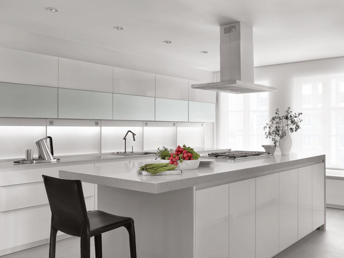 Modern Poggenpohl Kitchen - Beck/Allen Cabinetry