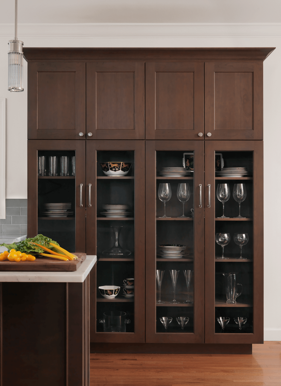 Transitional Kitchen Renovation Beck Allen Cabinetry