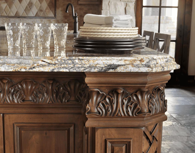 Old World Inspired Kitchen Beck Allen
