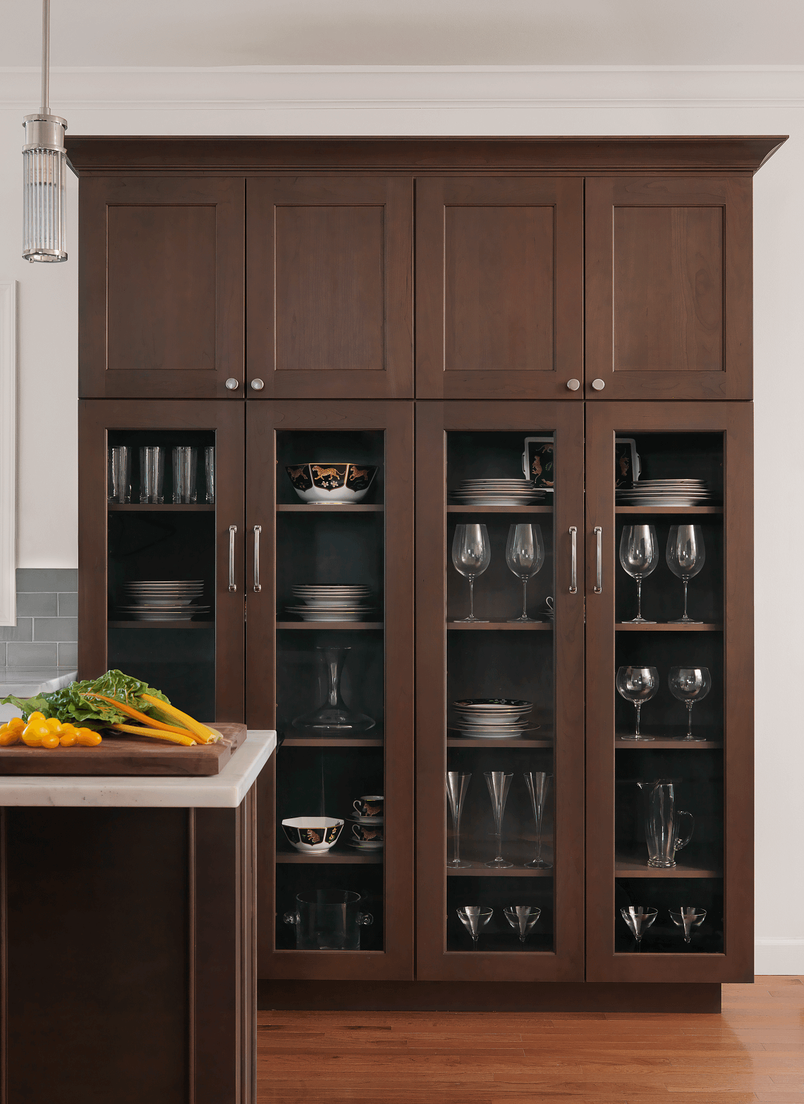 kitchen cabinet display custom kitchen display cabinets beck allen cabinetry 2474