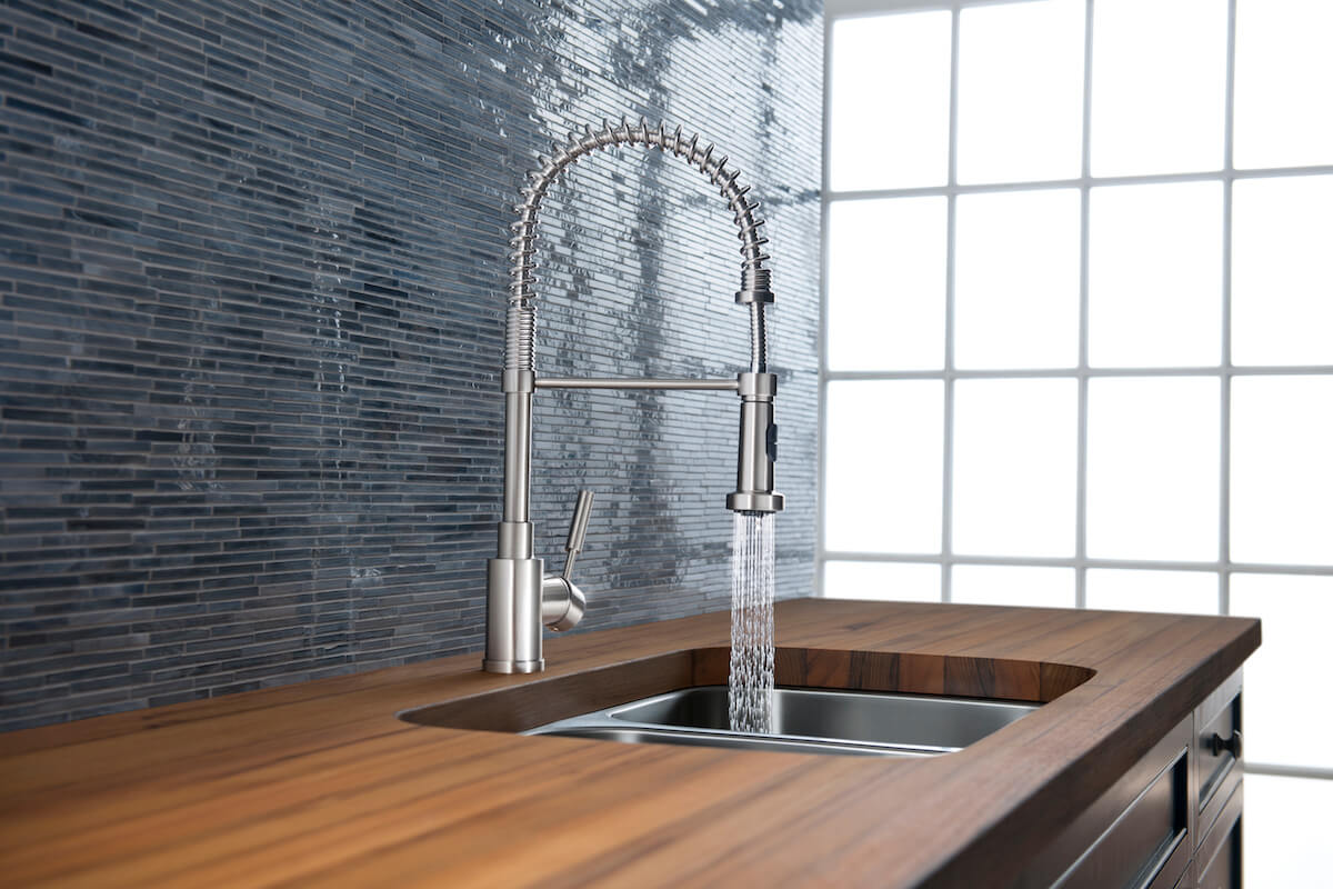 The Beauty Of Wood Countertops Beck Allen Cabinetry