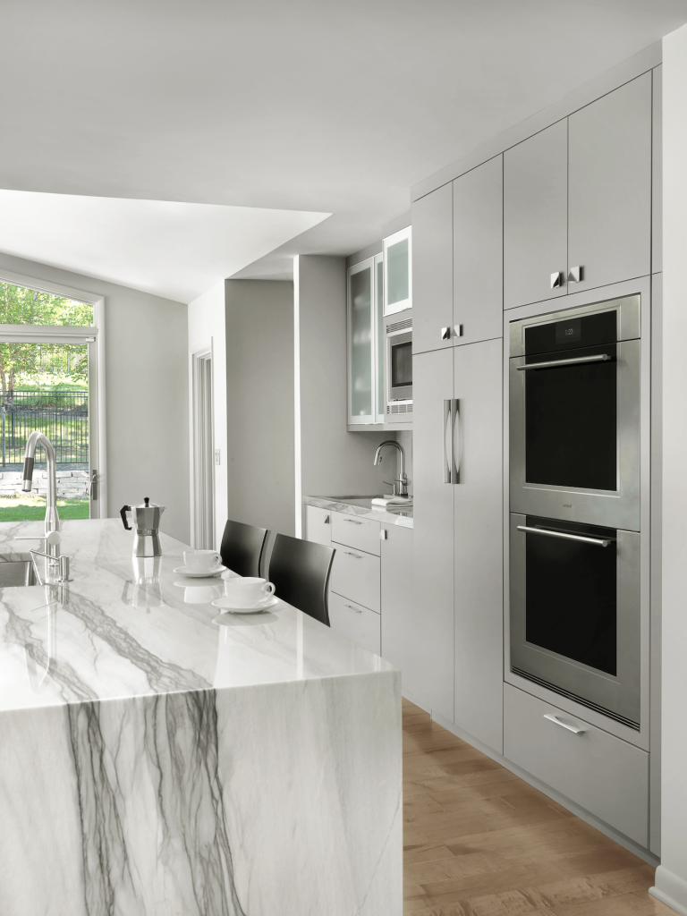 awesome modern kitchen cabinets red | Cool Grays - Beck/Allen Cabinetry
