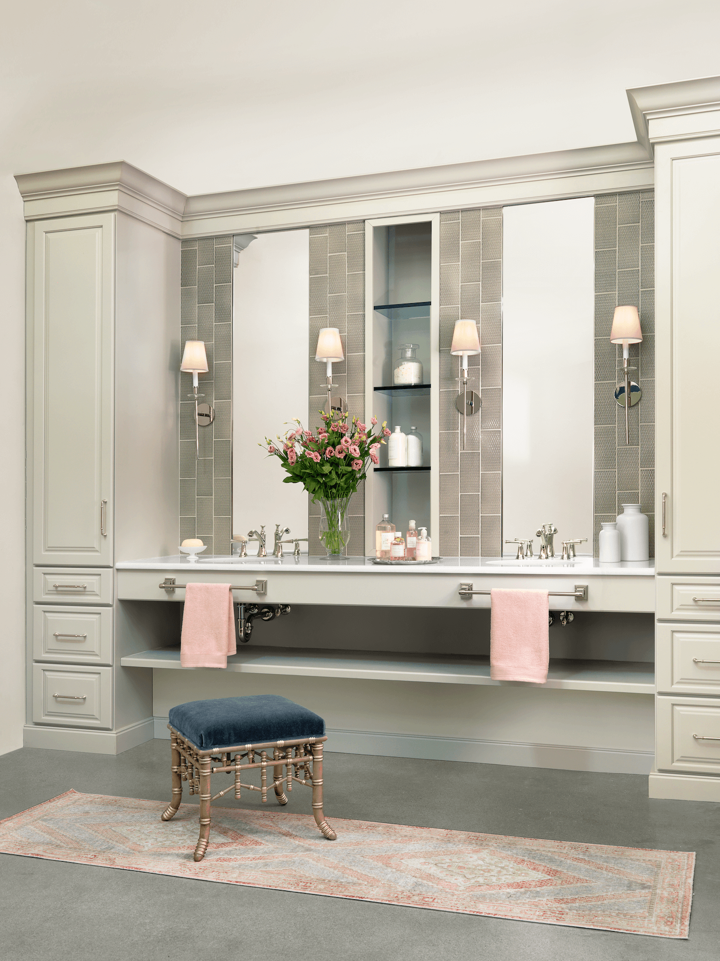 Bathroom Design Ideas - Beck/Allen Cabinetry