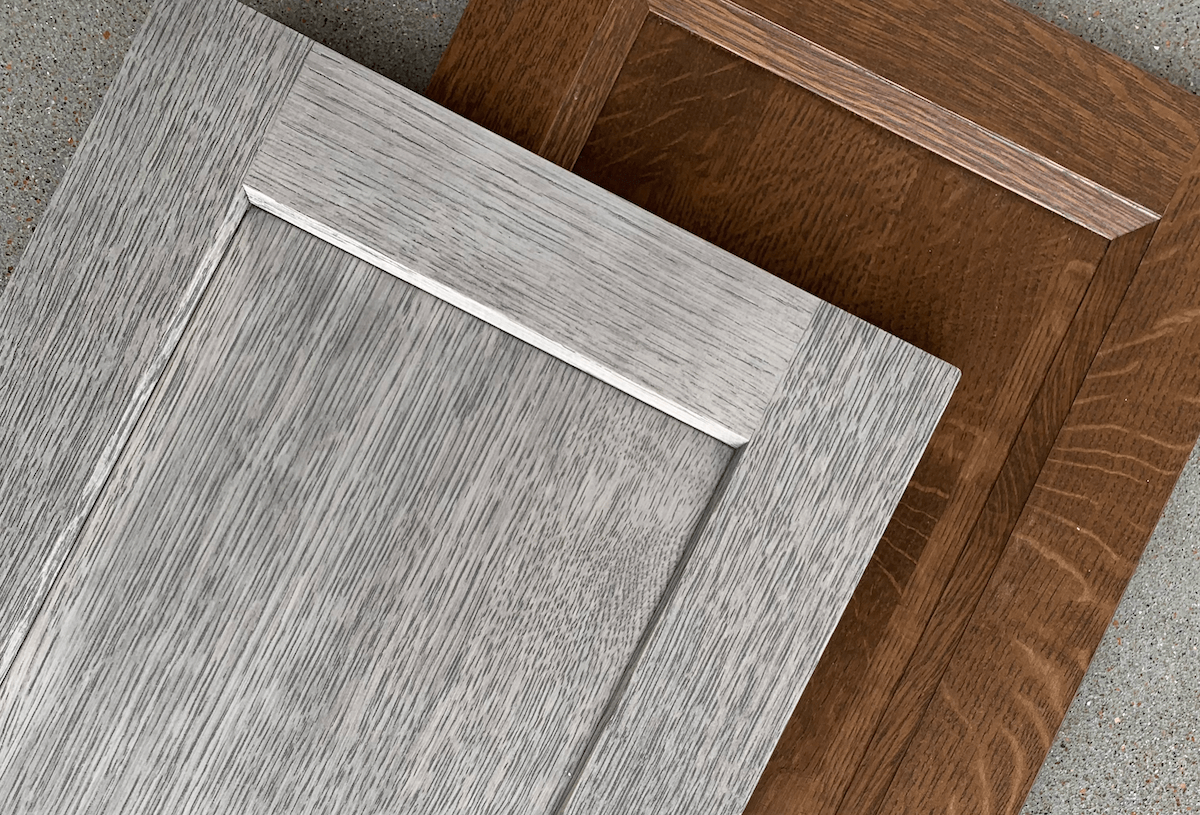 Rift Cut White Oak Cabinets | Cabinets Matttroy